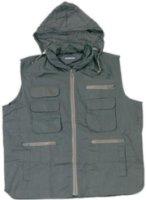 CampCo 100 Cotton Ranger Vest - Olive Drab (OD) - Small