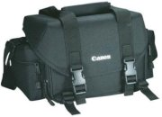 Canon 2400 Camera Gadget Bag Holds up to One SLR Body plus 1 to 2 Lenses & Accessories Black.