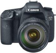 Canon EOS-7D Digital SLR Camera / Lens Kit with EF 28-135mm f/3.5-5.6 IS USM Standard Zoom Lens