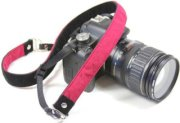 Capturing Couture Felicity Rouge 1  SLR/DSLR Camera Strap
