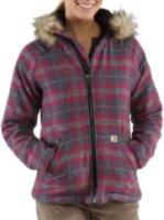 Carhartt Camden Plaid Wool Jacket Pricing
