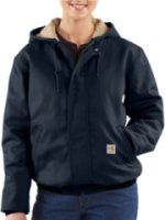 Carhartt Flame-Resistant Midweight Canvas Active Jac