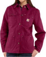 Carhartt Weathered Quinwood Chore Coat