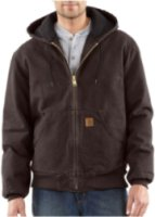 Carhartt Sandstone Flannel Lined Active Jacket
