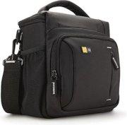 Case Logic TBC-409 DSLR Shoulder Bag Color: Black.