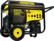 Champion 7200/9300 Generator