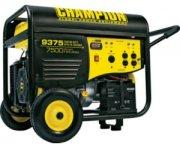 Champion 7500 Watt Generator