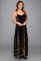 Chaser Velvet Maxi Dress