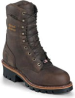 Chippewa 9  Waterproof Safety Toe EH Super Logger Work boots