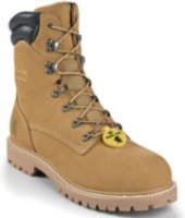 Chippewa Waterproof Steel Toe Nubuc