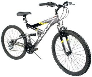 f365dffc524 Chitech Magna Excitor Terrain Bike - Grey/ Black - (26