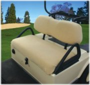 Classic Accessories Golf Car Seat Cover