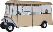Classic Accessories Fairway Deluxe 6-Passenger Golf Car Enclosure