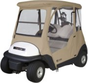 Classic Accessories Fairway Golf Car Enclosure for Club Car