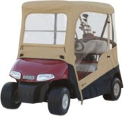 Classic Accessories Fairway Golf Car Enclosure for E-Z-GO Golf Car
