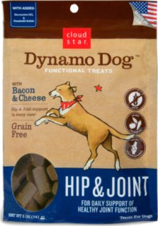 Cloud Star Dynamo Dog Functional Treats