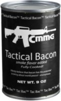 CMMG Pre-Cooked Tactical Bacon