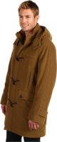 Cole Haan Italian Wool Duffle Coat