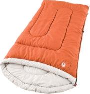 Coleman Sabine Tall Cold Weather Sleeping Bag Rust