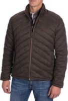 Comstock And Co. Quilted Microfiber Bubble Jacket
