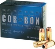 Cor Bon Self Defense Handgun Ammunition