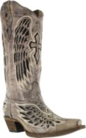 Corral Boots Wing and Cross Snip Toe