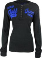 Cowgirl Tuff Long Sleeve Embroidered Shirt