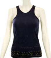 Crazy Cowboy Tank Top with Studs
