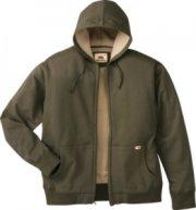 Dakota Grizzly Tacoma Cotton Fleece Zip Hoodie