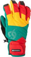 DC Seger Gloves Ultramarine Green