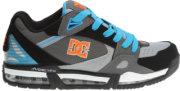 DC Versaflex Skate Shoes Battleship/Citrus