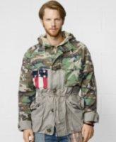 Denim & Supply Ralph Lauren Camo Trail Jacket