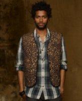 Denim & Supply Ralph Lauren Cheetah Quilted Vest