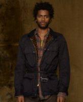 Denim & Supply Ralph Lauren Four-Pocket Waxed Cotton Moto Jacket