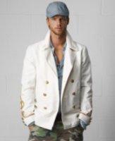 Denim & Supply Ralph Lauren Officer's Coat