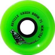 Deville Green Room Longboard Wheels