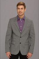 DKNY Cotton Oxford Blazer