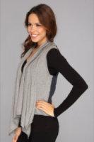 DKNY Drapey Sweater Vest