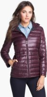 DKNY Packable Down & Feather Hooded Anorak Medium