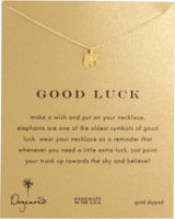Dogeared Good Luck Elephant Reminder Necklace