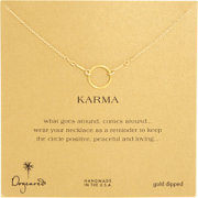 Dogeared Karma Necklace 16 inch