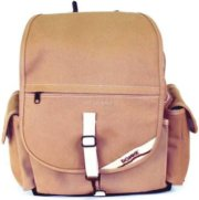 Domke F-2 Cotton Canvas Backpack Sand (17.5x7  x 17 )