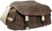 Domke F-2 RuggedWear Classic Camera Bag Canvas Brown Waxwear Coated