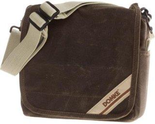 Domke F-5XZ Large Shoulder / Belt Canvas Camera Bag Brown Waxwear Coated