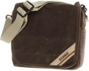 Domke F-5XZ Large Shoulder / Belt Canvas Camera Bag Brown Waxwear Coated