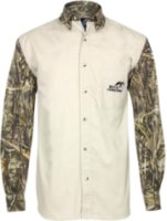 Duck Dynasty Long Sleeve Real Tree Duck Commander Shirt