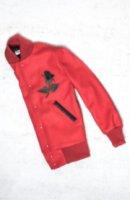 Ebbets Field Black Rose Jacket (Nordstrom Exclusive) X-Large