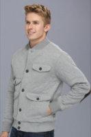 Ecko Quilted Fleece Bomber Jacket