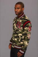 Ecko Tracker Varsity Jacket