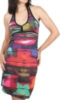 Ethyl Watercolor Knit Dress